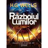 Razboiul lumilor - H.G. Wells, editura Gramar