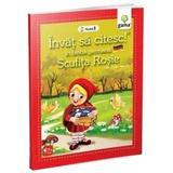 Invat sa citesc in limba germana - Scufita Rosie - Nivelul 1, editura Gama