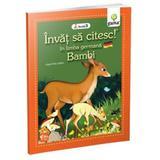 Invat sa citesc in limba germana - Bambi - Nivelul 3, editura Gama