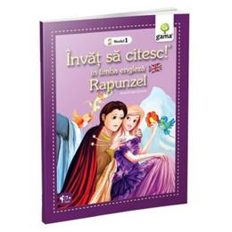 Invat sa citesc in limba engleza - Rapunzel - Nivelul 1, editura Gama