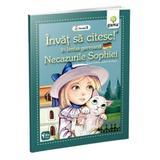 Invat sa citesc in limba germana - Necazurile Sophiei - Nivelul 3, editura Gama