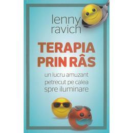 Terapia prin ras - Lenny Ravich, editura Herald
