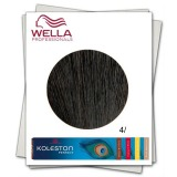 Vopsea Permanenta - Wella Professionals Koleston Perfect nuanta 4/ castaniu mediu pur