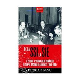 De la SSI la SIE - Florian Banu, editura Corint