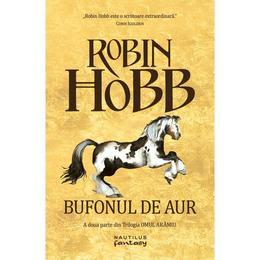 Bufonul de aur - Robin Hobb, editura Nemira