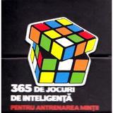 365 de jocuri de inteligenta - calendar cub, editura Didactica Publishing House