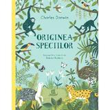 Originea speciilor - Sabina Radeva, Charles Darwin, editura Humanitas