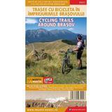 Trasee cu bicicleta in imprejurimile Brasovului - Muntii nostri, editura Schubert & Franzke