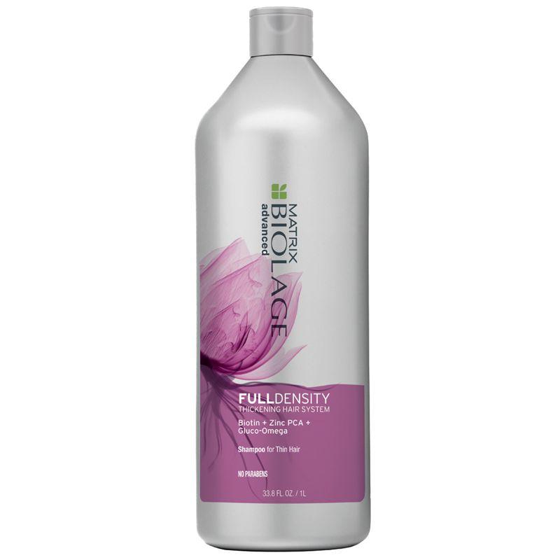 Sampon pentru Par Subtire - Matrix Biolage Fulldensity Shampoo 1000 ml imagine