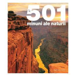 501 minuni ale naturii, editura Litera