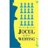 Jocul lui Westing - Ellen Raskin, editura Grupul Editorial Art
