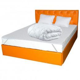 Set Saltea MERCUR Comfort Flex Plus plus 2 perne 50x70 plus Husa hipoalergenica plus Pilota vara microfibra 200x220, 180x200x20