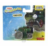 Set trenulet Fisher-Price Thomas si prietenii Locomotiva de metal Trevor, 6 cm