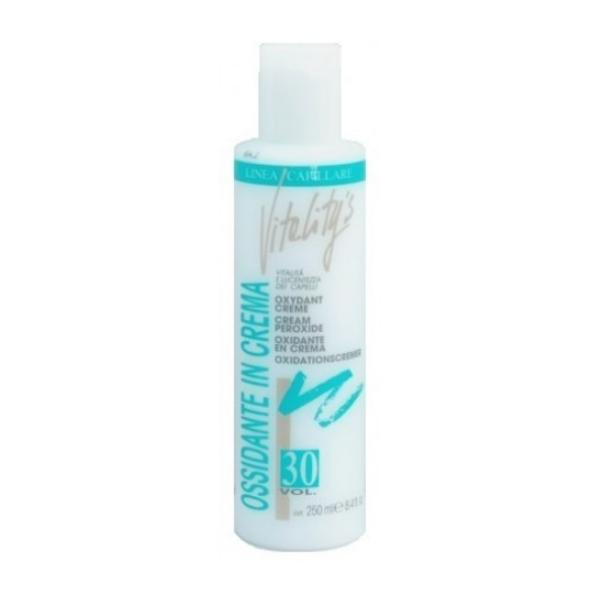 Oxidant Crema - Vitality's Linea Capillare Cream Peroxide, 9% 30 vol, 250ml imagine produs