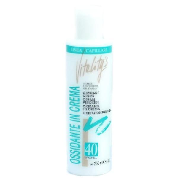 Oxidant Crema - Vitality's Linea Capillare Cream Peroxide, 12% 40 vol, 250ml imagine produs