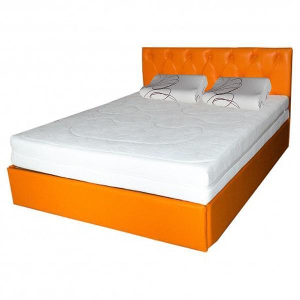 Saltea CRONOS HR Spring Comfort plus 2 perne ortopedice memory SB 52×32 cm, 160x200x24