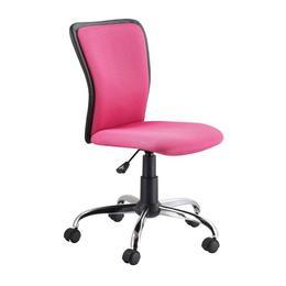 Scaun birou copii SL Q099, roz