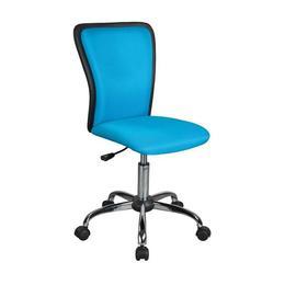 Scaun birou copii SL Q099, albastru