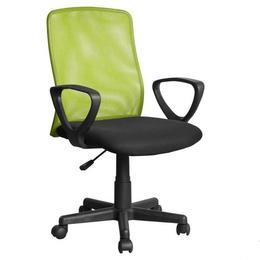 Scaun birou copii verde HM Alex