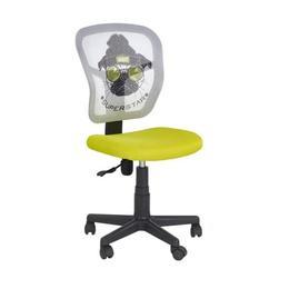 Scaun birou copii HM Jump, Mesh, verde