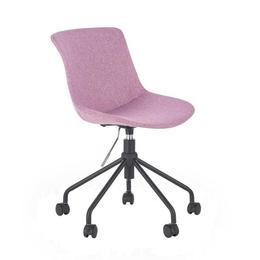 Scaun birou copii HM Doblo, roz