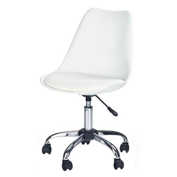 Scaun birou copii HM Coco alb