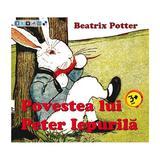 Povestea lui Peter Iepurila - Beatrix Potter, editura Paralela 45