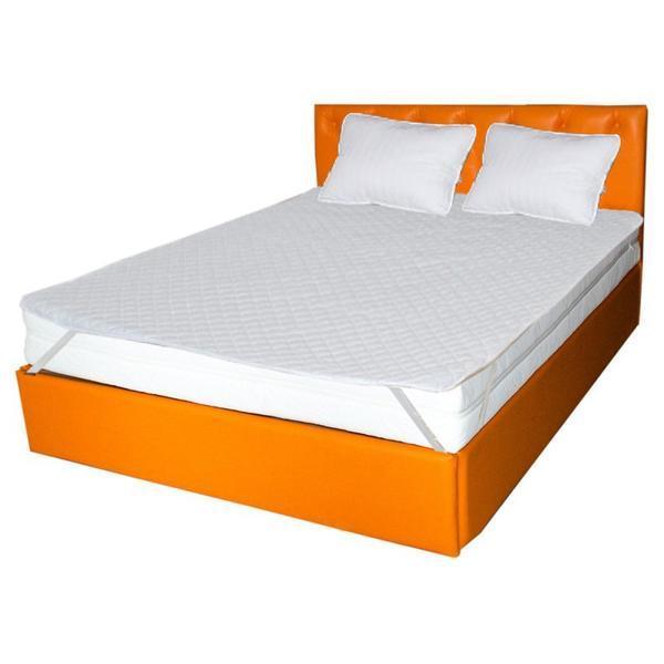 Set Saltea CRONOS HR Spring Comfort plus 2 perne microfibra 50×70 plus husa hipoalergenica, 160x200x24