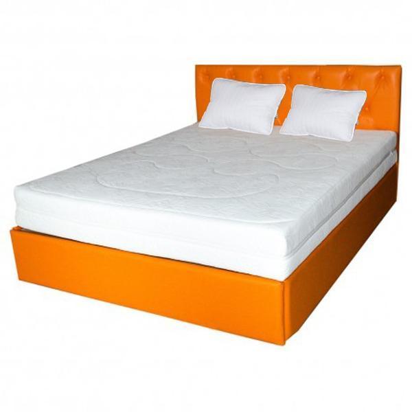 Set Saltea CRONOS HR Spring Comfort plus 2 perne microfibra 50×70, 140x200x24