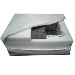 Saltea TERRA Standard Spring Comfort +2 perne ortopedice memory SB 52x32 cm, 180x200x26