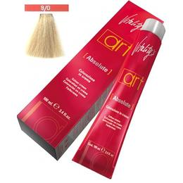 Vopsea Crema Permanenta – Vitality's Art Absolute Colour Cream, nuanta 9/0 Super Light Blonde, 100ml de la esteto.ro