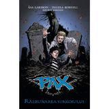 Pax: Razbunarea strigoiului - Asa Larsson, Ingela Korsell, editura Rao