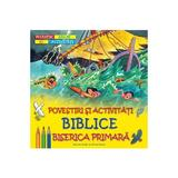Povestiri si activitati biblice, editura Casa Cartii