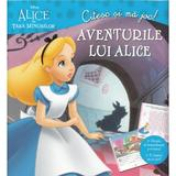 Citesc si ma joc! Aventurile lui Alice, editura Litera