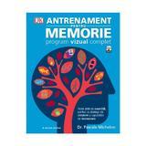 Antrenament pentru memorie. Program vizual complet - Pascale Michelon, editura Litera