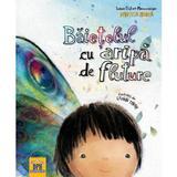 Baietelul cu aripa de fluture - Ioana Chicet Macoveiciuc, editura Didactica Publishing House