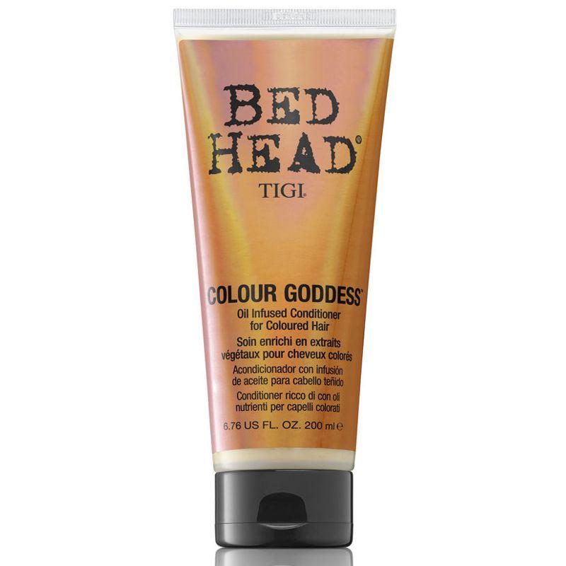 Balsam Nutritiv pentru Par Vopsit - TIGI Bed Head Colour Goddess Conditioner 200 ml imagine produs
