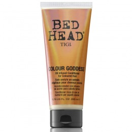 Balsam Nutritiv pentru Par Vopsit - TIGI Bed Head Colour Goddess Conditioner 200 ml