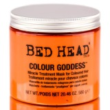Masca Nutritiva pentru Par Vopsit - TIGI Bed Head Colour Goddess Mask 580 ml