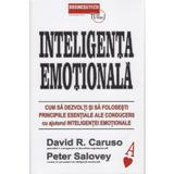 Inteligenta emotionala - David R. Caruso, Peter Salovey, editura Business Tech