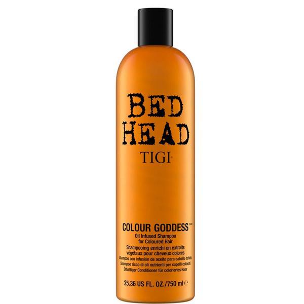 Sampon Nutritiv pentru Par Vopsit - TIGI Bed Head Colour Goddess Shampoo 750 ml