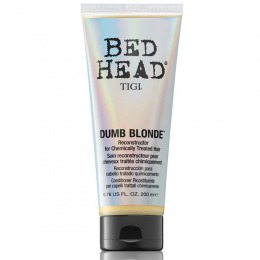 Tratament pentru Par Tratat - TIGI Bed Head Dumb Blonde Reconstructor Treatment 200 ml