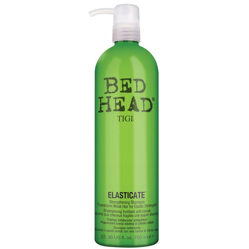 Sampon pentru Par Fragil - TIGI Bed Head Elasticate Shampoo 250 ml imagine