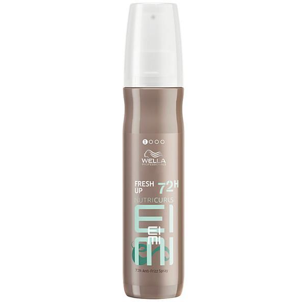 Spray cu Efect Antistatic - Wella Professionals Eimi Nutricurls Fresh Up 72h Anti-Frizz Spray, 150ml imagine produs