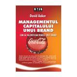 Managementul capitalului unui brand - David Aaker, editura Brandbuilders Grup