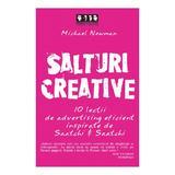 Salturi creative - Michael Newman, editura Brandbuilders Grup