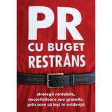 PR cu buget restrans - Leonard Saffir, editura Brandbuilders Grup