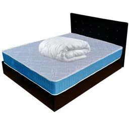 Set Saltea PARIS Memory Foam Silvercare plus Pilota microfibra vara 180x200, 160x200x23