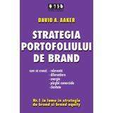Strategia portofoliului de brand - David A. Aaker, editura Brandbuilders Grup