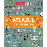 Atlasul ciudateniilor - Clive Gifford, Tracy Worrall, editura Niculescu